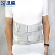 Medical care orthopedic lumbar back brace for lumbar orthosis