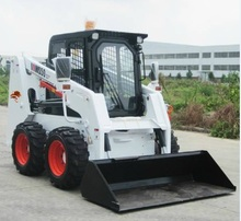 Multi-Function WheelLoader with Optional Attachments for Sale Ws50 Skid Steer Loader