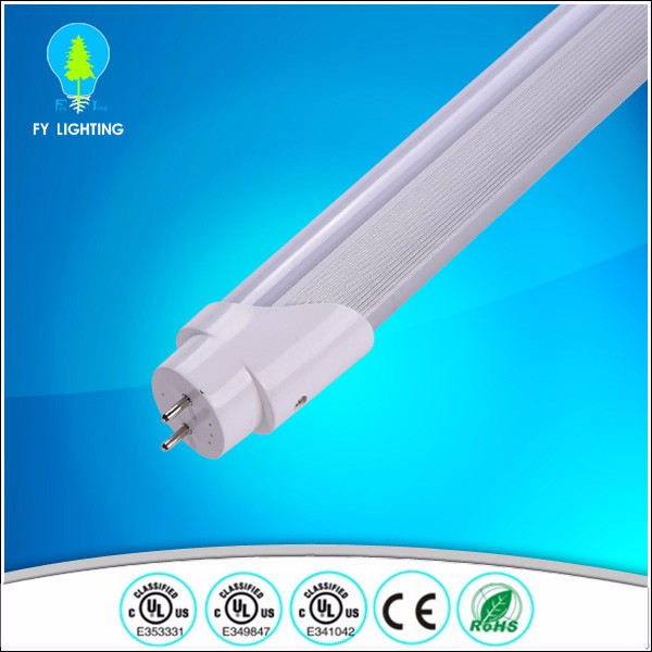 "UL cUL 4100K 5000K 15w 18w 22w 4ft 1.2m 48"" 4' T8 led tube"