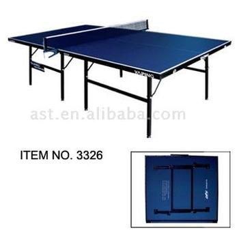Indoor Table Tennis Table (No.3326)