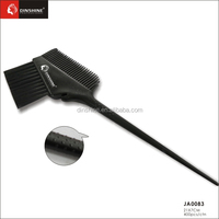 Wholesale Hair Tint Brush Salon Coloring Dyeing brushes with combs for barber use