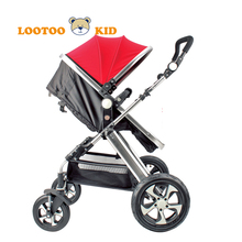 Beautiful baby prams infant buggy / baby girl stroller set / cheapest parent facing pushchairs