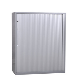 Knock down metal filing modular roller shutter door cabinet