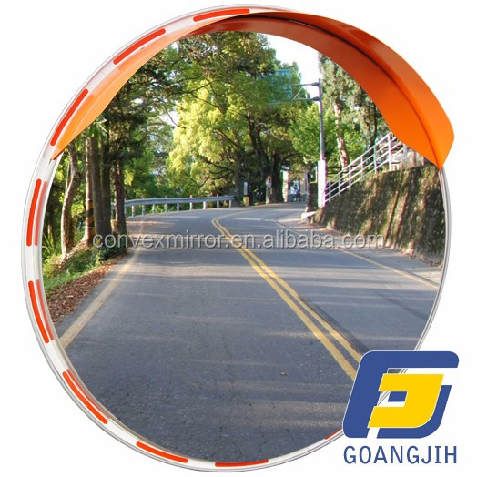 80cm SGR STAINLESS STEEL TRAFFIC CONVEX MIRROR