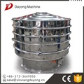 800mm china Ultrasonic Vibrating Screen separate alloy powder