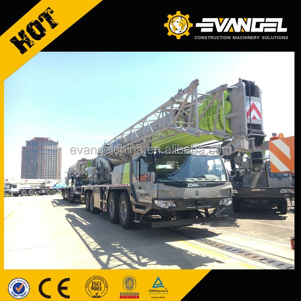 Zoomlion 25 ton mobile crane QY25V small hydraulic mobile cranes