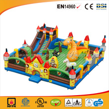 Cheap Inflatable Funny Animal Zoo Bouncer/Hot Sale Jumping Castle For Commercial Use/High Quality Bouncy Castle For Kids