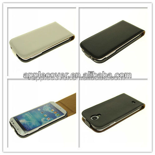 Factory price flip case for samsung galaxy s4 i9500 ,for samsung s4 cell phone case leather
