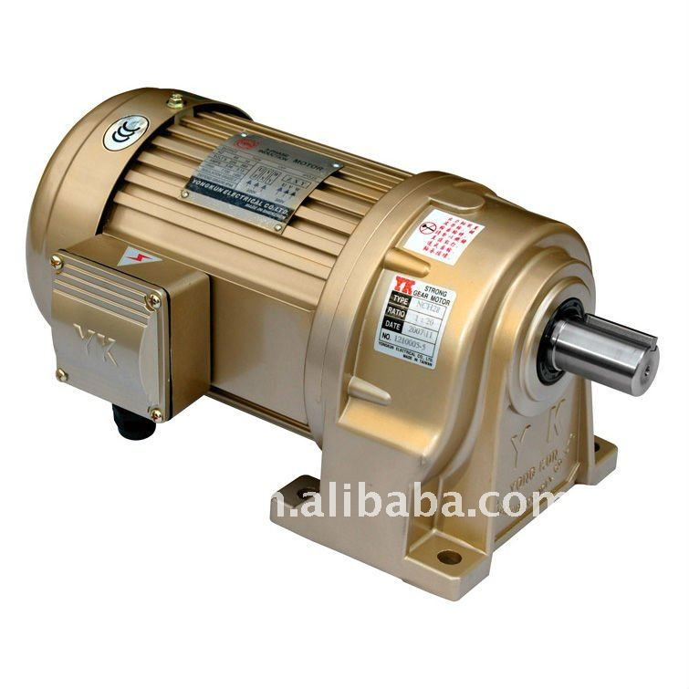 AC Gear Motor for Three Phase and Single Phase