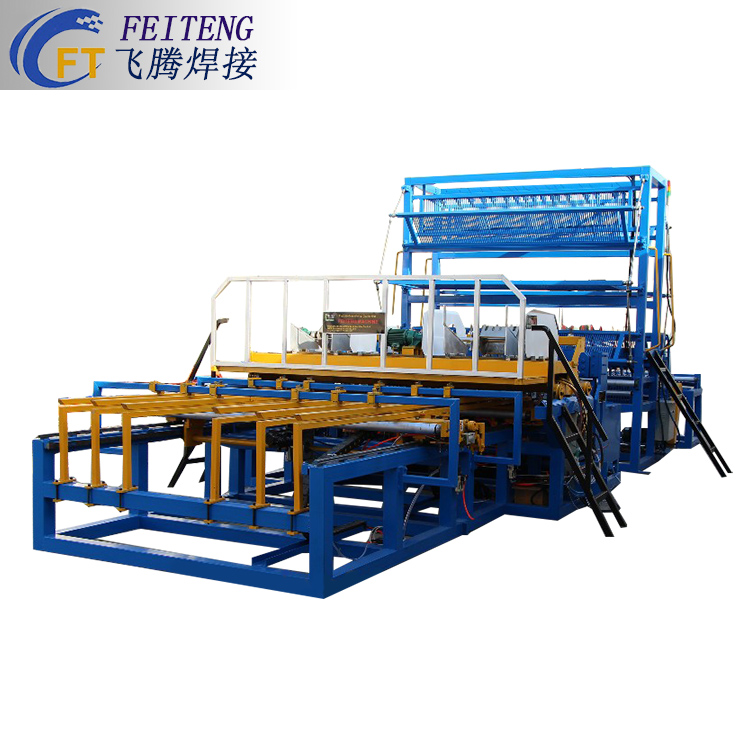 fence net making equipment
