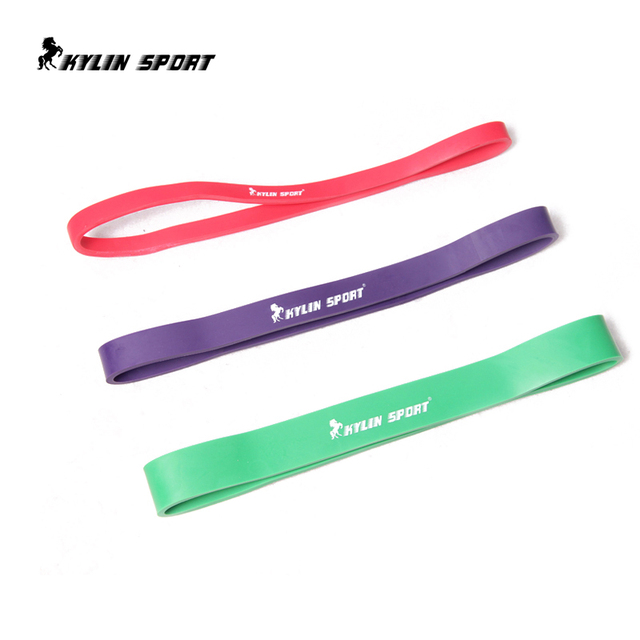 Levels Available Pull Up Assist Bands Yoga Pilates Crossfit Exercise Body Fitness Resistance Loop Band