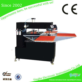 40x60cm Pneumatic heat press machine