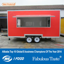 2015 hot sales best quality wooden food car grocery food car petrol food car with 3 wheels