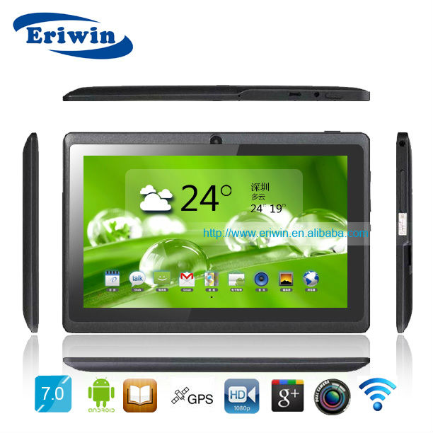ZX-MD7001 best quality android wifi 512MB/8GB 7 mid 702 tablet pc
