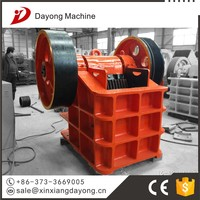easy operating PE series mining jaw crusher pe-150 x 250 jaw crusher