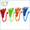 New Fashion Plastic Sticky Foot Toys