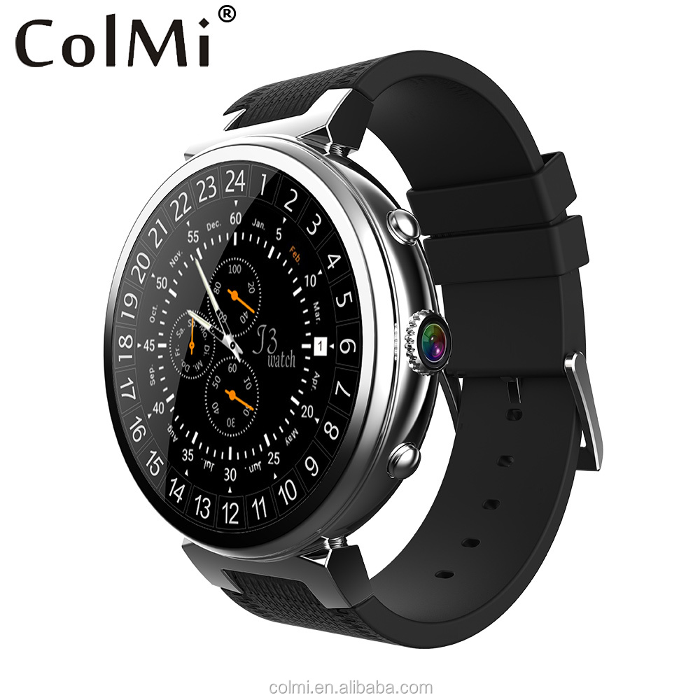 2018 ColMi Smart Watch i3 2GB +16GB 2MP Camera <strong>Android</strong> 5.1 OS 3G WIFI GPS Heart Rate Monitor Smartwatch For iOS <strong>Android</strong> <strong>Phone</strong>