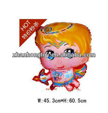 Hot sale kewpie doll foil balloon for party/ Wedding/decoration/gift