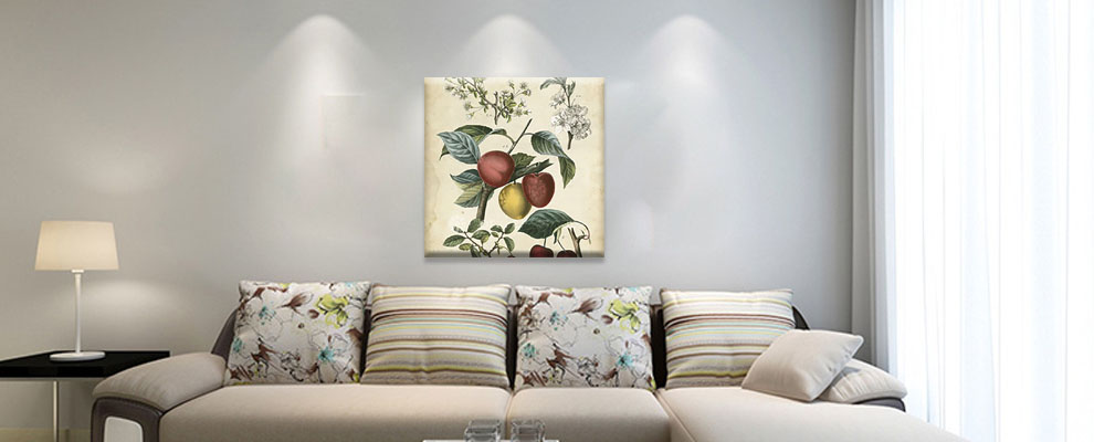 Art Fruits Design Artwork Paintings Canvas for Kitchen Home Decor