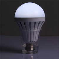 Cost price for South Africa market 12W smart led light bulb rechargeable energy saving bulb for emergency power cut