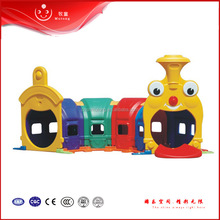 2016 Hot Quality Kids Plastic Caterpillar Tunnel Toys for Sale