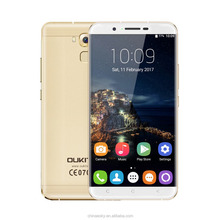 "U16 Max Android 7.0 Oukitel MTK6753 Octa Core Smartphone 3G RAM 32G ROM 6.0"" Mobile Phone 4000mAh Cellphone"