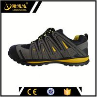 Qingdao mining personal protective equipment safety work shoes