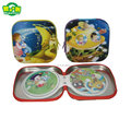 Custom Fashionable Design Printed Tin CD Case With Low Price