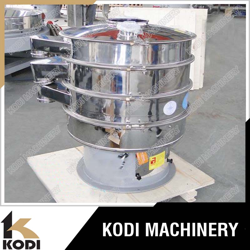Hot Sale Baobab Pulp Powder Vibrating Screen Vibrating Sifter Sieve Machine