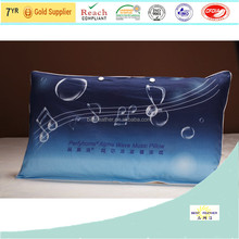ALPHA WAVE MUSIC Hypnotic Pillow with e-music library Sound Pillow