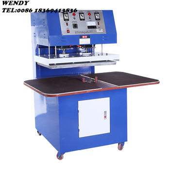 China Blister Card Type Blister Scourer Packing Machine