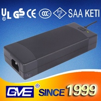UL Approved Universal 42V 3A Li-ion Battery Charger For Electric Bike