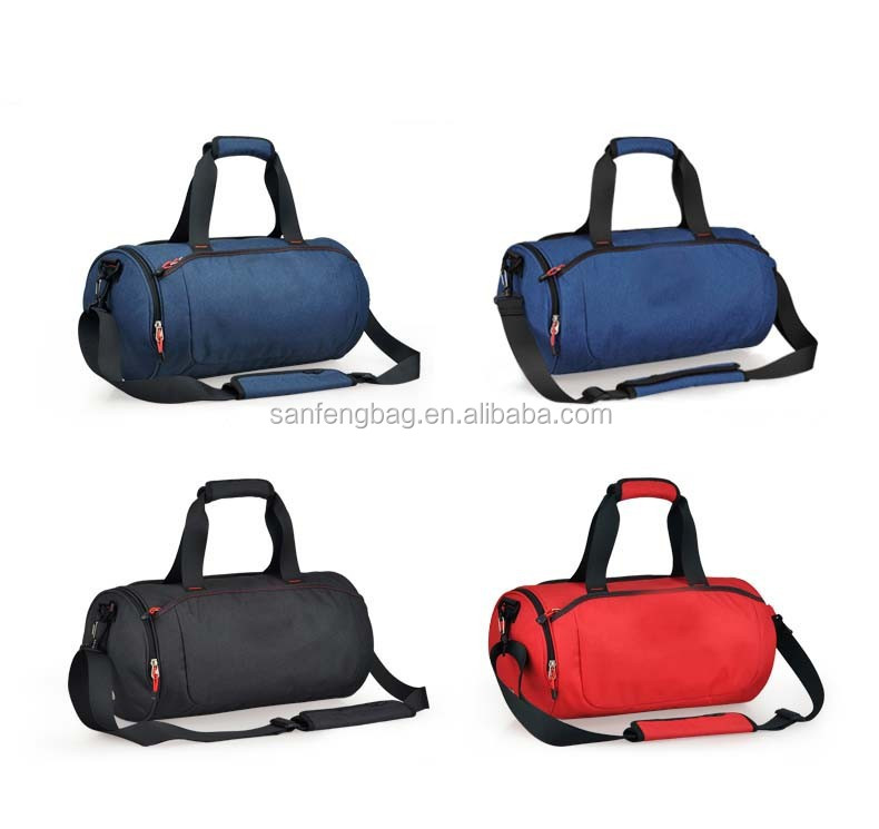 2015 BSCI Aduit Duffel Bag Travel Size Sports Durable Gym Bag