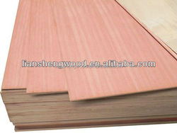 Liansheng produce plywood export with hpl plywood/ high quality plywood for Africa market sale