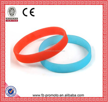 Customized Colorful Silicone Ruber Wrist Band Customized Colorful Silicone Ruber Wrist Band
