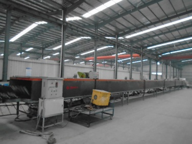 Producing Line for Color Metal Tile