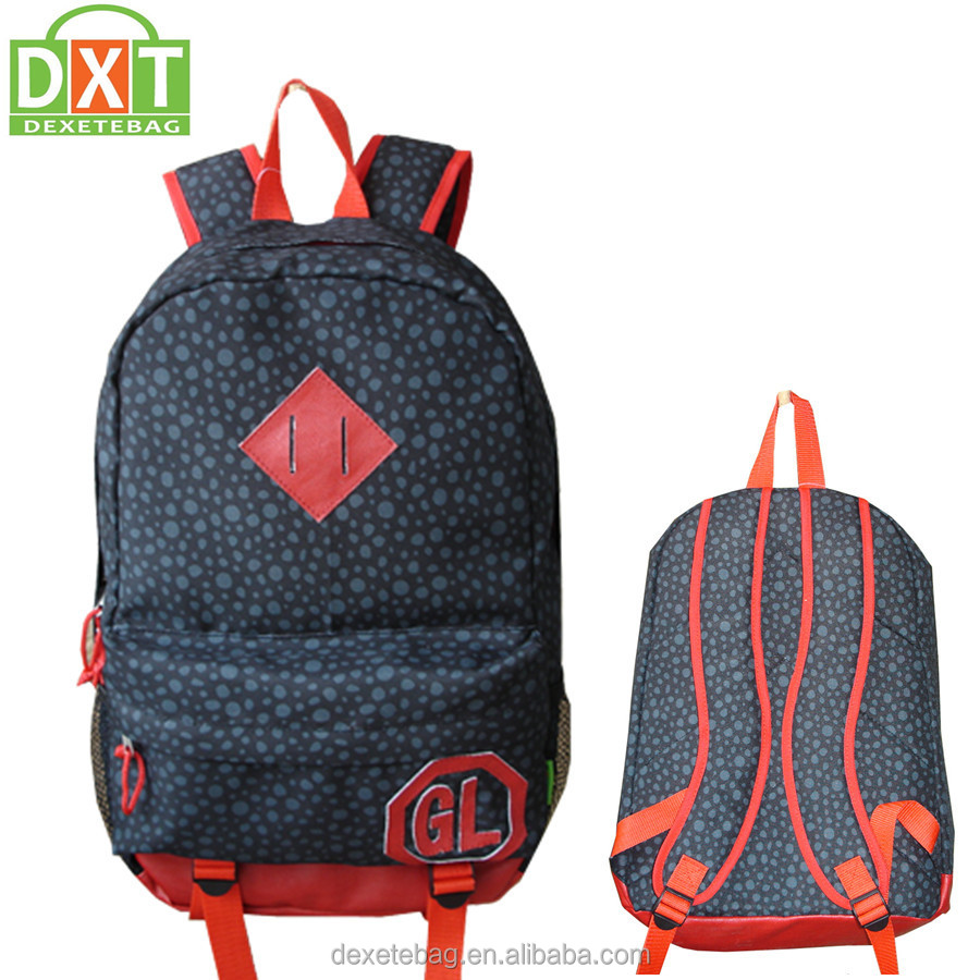 Promotional travel daypack sports backpack
