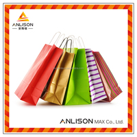 Reusable custome packaging bag/art paper bag/shopping bag