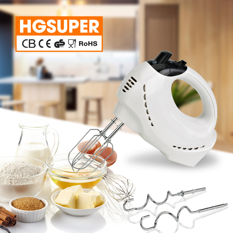 hot sale professional manufacturer 5 speeds electrical hand mixer
