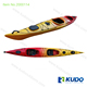 Sea Kayak Price 17' Plastic Double Fishing Sea Kayak