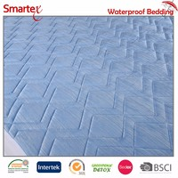best price cooling quilted mattress protector cover adjustable bed bug proof sleep care