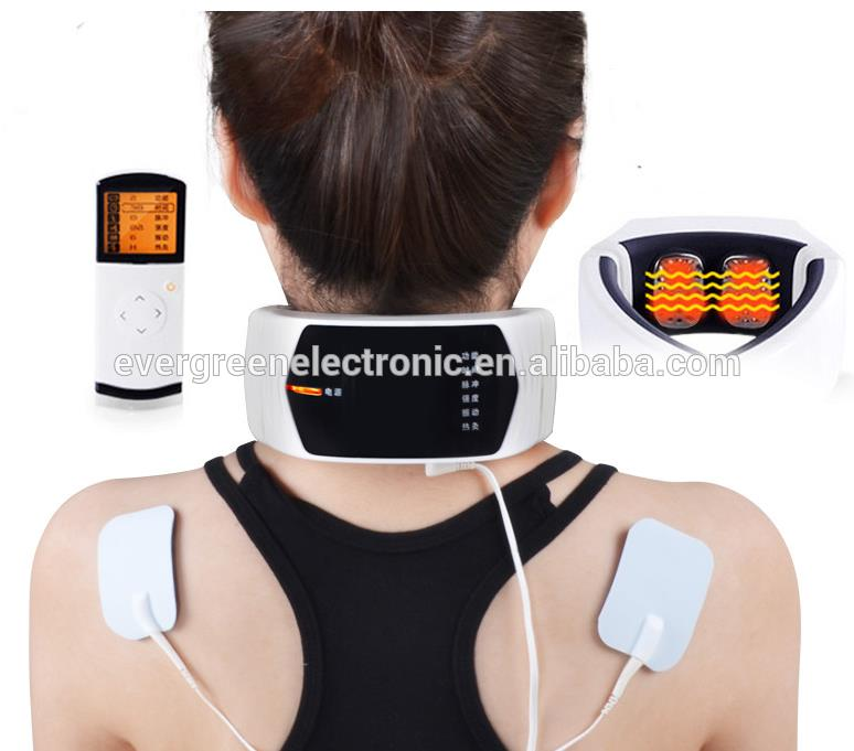 magnetic therapy professional neck massager best neck massage machine with great price EG-NM02