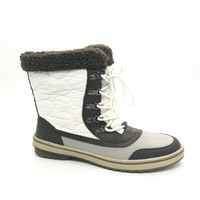 snow boots for men and women canadian style bean boots fur boots warm fashion hi-cut snow