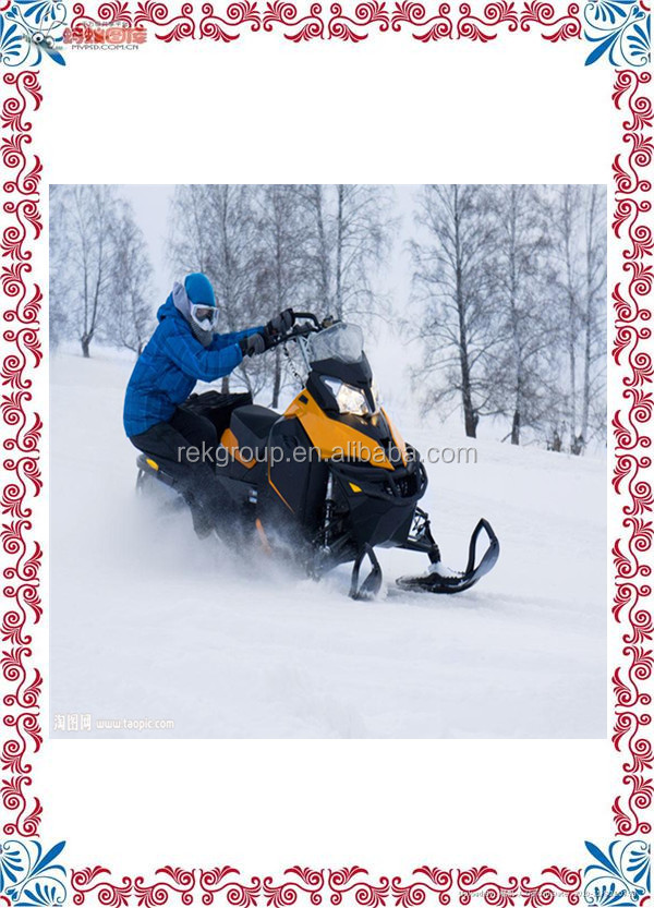 Automatic snowmobile 250cc for sale with CE approved