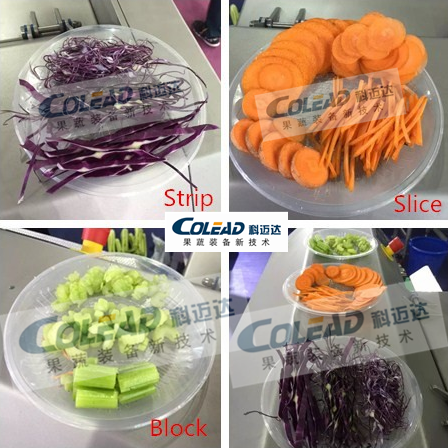 Hot sale SUS304 industrial vegetable cutter machine with CE