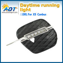 Canbus led DRL daytime running light for BMW x5 e70 2010-