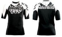 Bad B.O.Y MMA Rash Guard, mma Wears, Fight Wears Full Sleeve bb-54