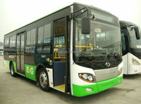 2015 new 8m electric city bus with automatic transmission