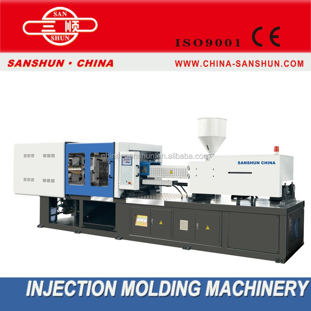 SHE378 PET preform Injection moulding machine