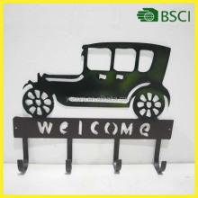 wall decoration car metal hanger